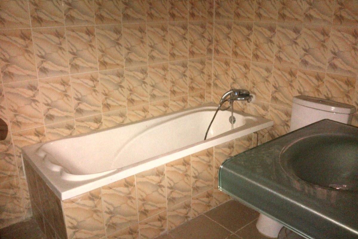 9. another toilet and bathroom
