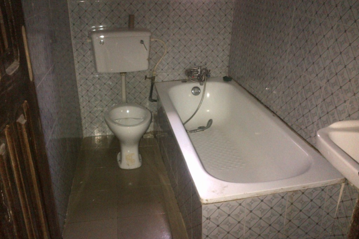 8. toilet and bathroom